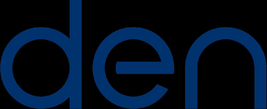 Deze afbeelding toont het logo van DEN Kennisinstituut cultuur & digitale transformatie